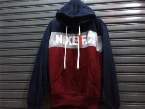 hoodie nike 3D mix colour