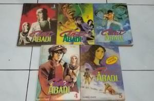 Komik CACAT ABADI 1-5 (Rajawali Grafiti)