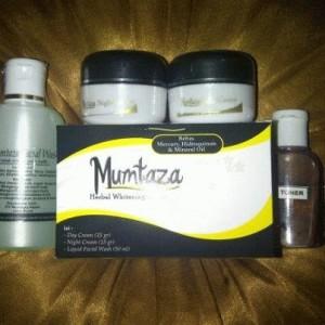 Mumtaza Herbal Whitening Cream - Non Serum - Bebas Merkuri dan Hidroqi