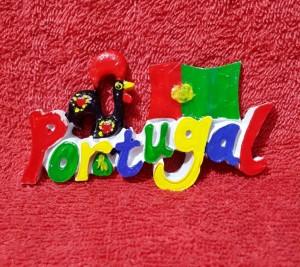 SOUVENIR MANCANEGARA MAGNET KULKAS PORTUGAL