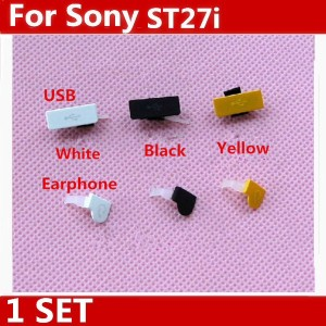 port cover xperia GO tutup usb charger