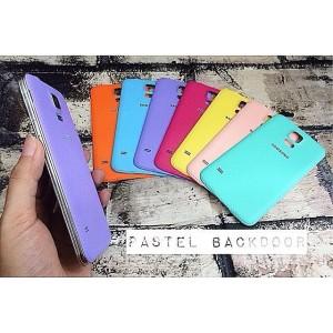 Backdoor Samsung Note 3 Backcover Pastel Hardcase Casing