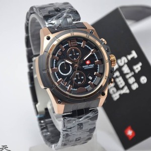 Swiss Army Original 1178 Rosegold Black