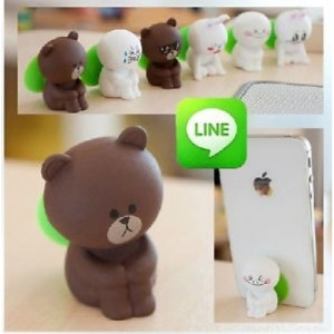 Line Cute SmartPhone Holder