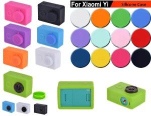 Silicone and Lens Case Xiaomi Yi Camera