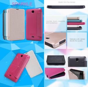 Nillkin Sparkle Leather Case Microsoft Lumia 430