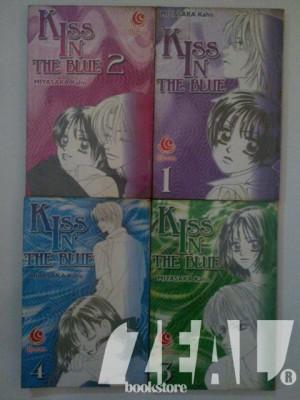 KISS IN THE BLUE 1-4T - MIYASAKA KAHO (EXRENT)