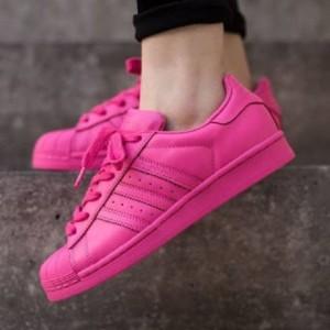 Sepatu Adidas Superstar fullcolor women #5 (addict3D)