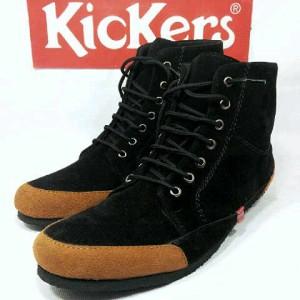 sepatu kickers casual #16 (addict3D)