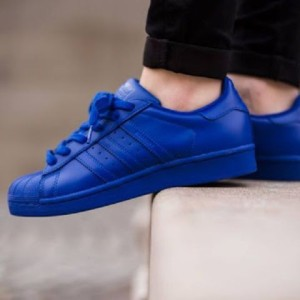 Sepatu Adidas Superstar fullcolor women #6 (addict3D)