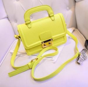 Tas Import Selempang, Handbag KT20905 Yellow, Pink, Black
