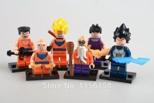 Lego Decool -  Dragon Ball Z
