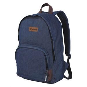 Tas Ransel Sekolah / Backpack Denim Pria (Catenzo FA 106)