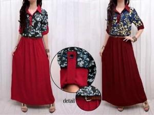 Ocha Floral Dress HT0962