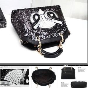 B1007  Tas Import, Fashion, Clutch, HandBag