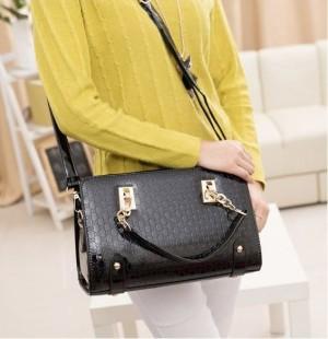 B1401 Tas Import, Fashion, Clutch, HandBag