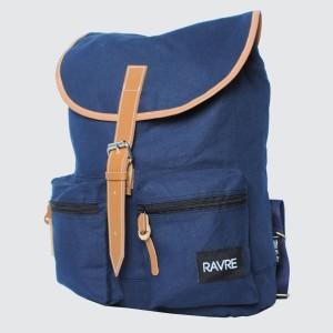 TAS RAVRE BAG CLASS NAVY   TAS RANSEL   TAS LAPTOP