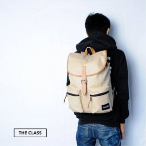 TAS RAVRE BAG CLASS CREAM | TAS RANSEL | TAS LAPTOP