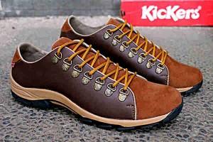 Sepatu murah kickers crocodile ring