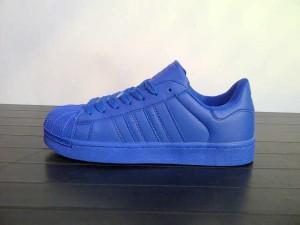 Sepatu adidas superstar full colour women 8