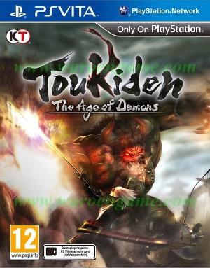 PSVita Toukiden Age of Demon