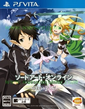 PSVita Sword Art Online: Lost Song (English)