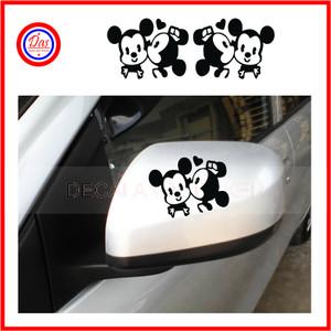 Sticker Spion Mickey Mouse Love