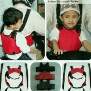 Sabuk Bonceng Anak Rompi More Safety