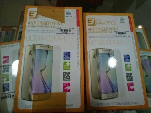 Anti Gores Hikaru Anti Finger Print Sony Xperia Z3 Full Depan Belakang