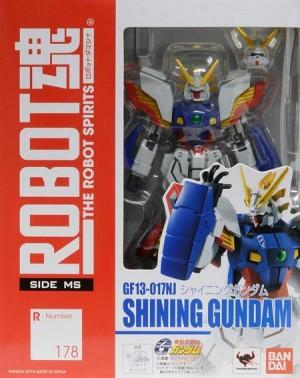 Robot Damashii Spirits Shining Gundam (IND) G-Gundam God RoDa