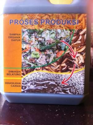 pupuk cair organik