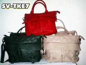Woman Export Quality Leather Bag 7