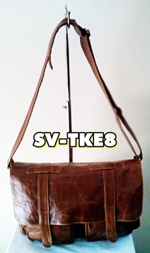 Man Export Quality Leather Bag 1