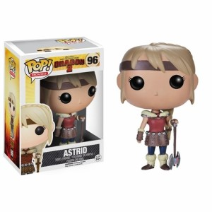 Funko Pop! Astrid (How to Train Your Dragon 2)
