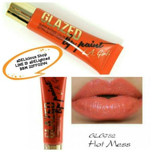 LA Girl Hot Mess - L.A. Girl - L.A Girl Glazed Lip Paint