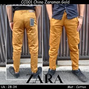 CC001 Chino Zaraman Gold