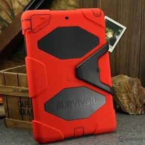 Case Apple iPad Mini 1,2,3 Survivor Casing Kuat