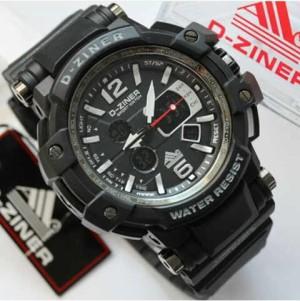 Jam tangan Dziner original double time