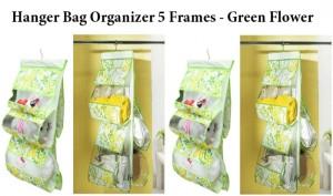 hanging bag organizer