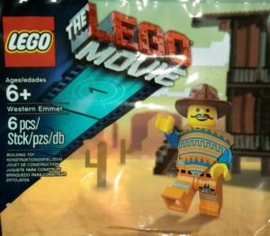 Lego Emmet Western POLYBAG