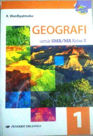 Jual Buku Pelajaran Geografi Kelas X (SMA Kelas 1 ...