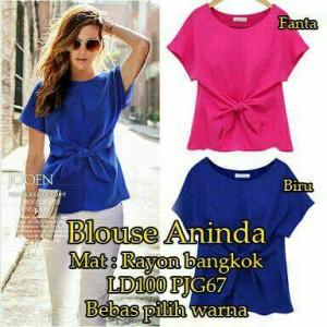 blouse aninda