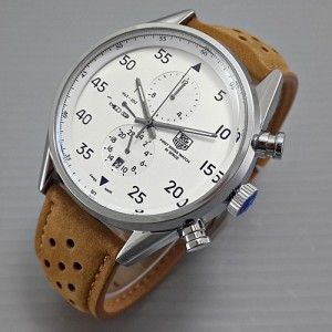 Jam Pria TagHeuer SpaceX Automatic