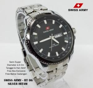 jam tangan Swiss Army RT06