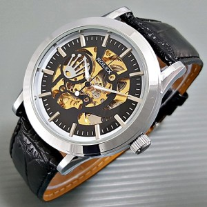 Jam Tangan Rolex Corona - SilverBlack