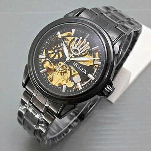 Jam Tangan Automatic Rolex Geneve Rantai