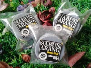 SABUN ARANG - SABUN ARANG CHARCOAL SOAP