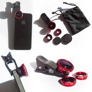 harga Universal Clip Camera Lens 3 in 1 Macro Wide Fish Eye lensa kamera Tokopedia.com