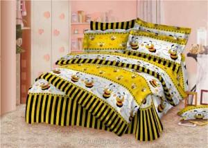 Bedcover Set Lebah uk.200 t.25cm