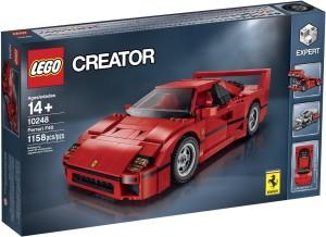 harga LEGO 10248 ADVANCED MODELS Ferrari F40 Tokopedia.com